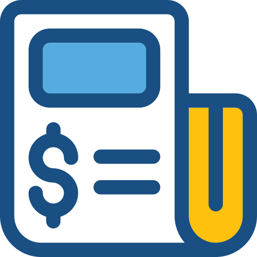 Invoice Ticket Png Icon