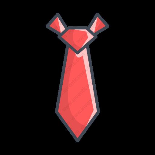 Download Tie Icon Inventicons
