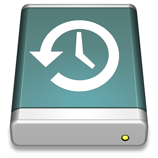 Backing Up In Mac's Time Machine