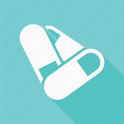 Capsule, Pill Icon