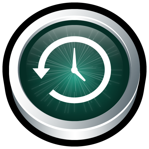 Machine, Search, Star, Time Icon