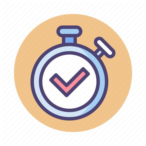 Time, Time Tracker, Time Tracking, Tracker, Tracking Icon