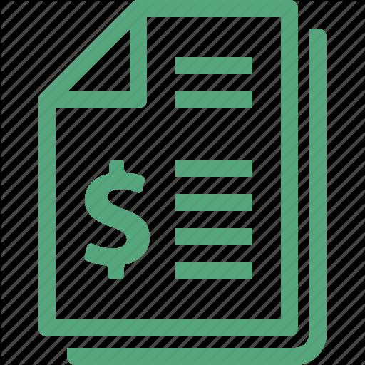 Invoices Icons