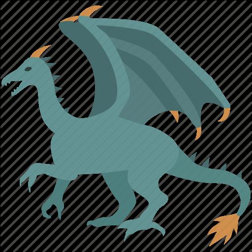 Beast, Dragon, Drake, Great, Monster, Serpent, Wyvern Icon