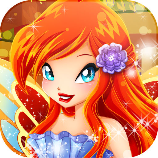 Enchanted Princess Winx Tinkerbell Ever After Game