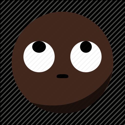 Bored, Emoji, Emoticon, Eyes, Face, Tired, Up Icon
