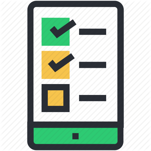 Checklist App, Mobile Checklist, Task List, Task Manager, To Do