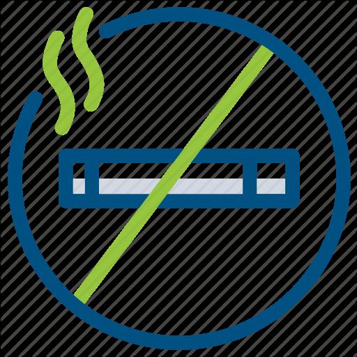 Area, Cigarette, No Smoking, Smoke, Smoking, Tobacco Icon
