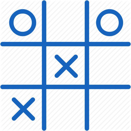 Game, Gaming, Play, Square, Tac, Tic, Toe Icon