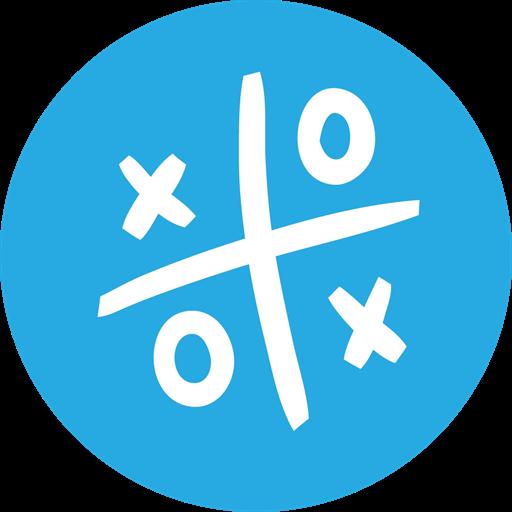Tic Tac Toe Game Icon