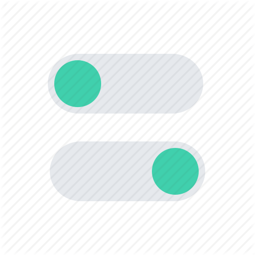Controllers, Ios, Phone, Switch, Toggle Icon
