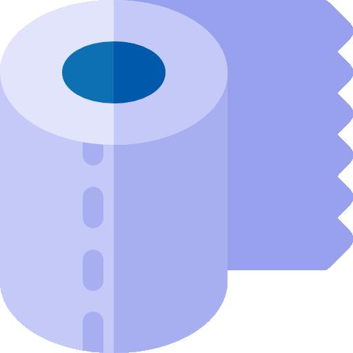 Toilet Paper Icon Hotel Service Freepik