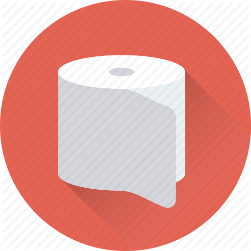 Cleaning Paper, Paper Roll, Tissue Paper, Tissue Roll, Toilet