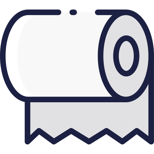 Toilet Paper Png Icon