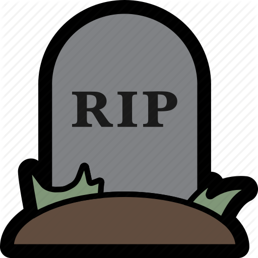 Death, Grave, Halloween, Rip, Tomb, Tomb Stone, Tombstone Icon