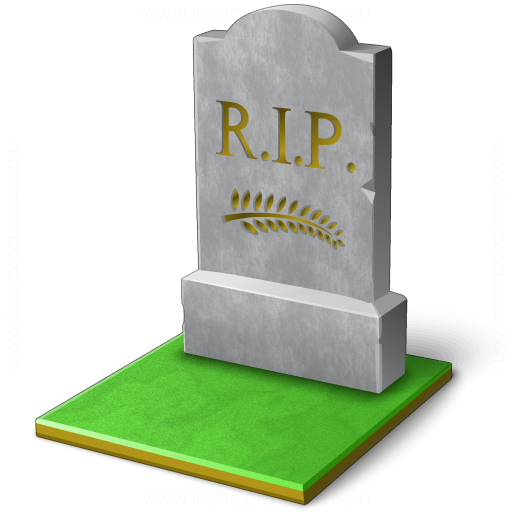 Iconexperience V Collection Headstone Icon