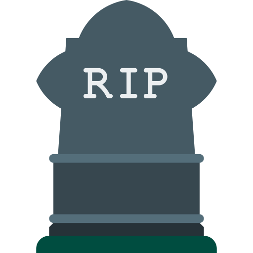 Tombstone Rip Png Icon