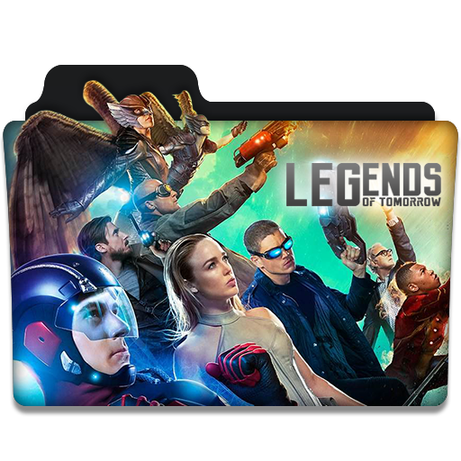 Dc's Legends Of Tomorrow Tv Series Icon
