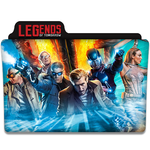 Legends Of Tomorrow Tv Series Icon