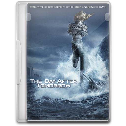 The Day After Tomorrow Icon Movie Mega Pack Iconset