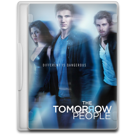 The Tomorrow People Icon Free Download As Png And Formats