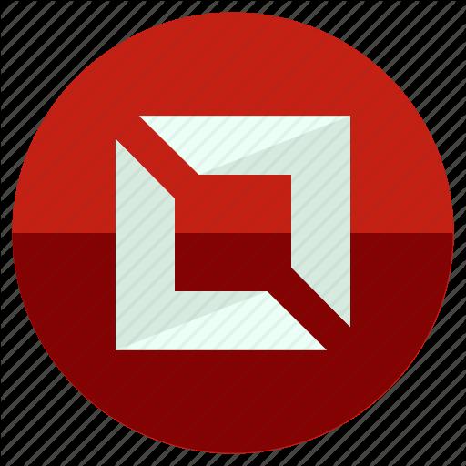 Bar, Media, Square, Stop, Tool, Toolbar Icon