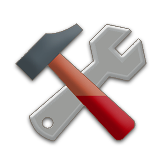 Toolbar Utilities Icon