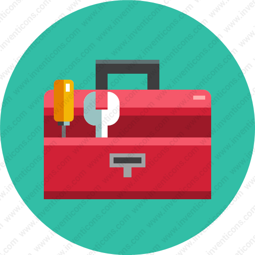 Download Toolbox Icon Inventicons