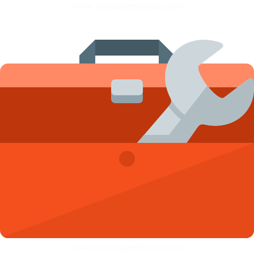Iconexperience G Collection Toolbox Icon
