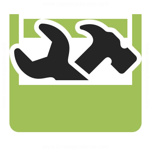 Toolbox Icon Iconexperience