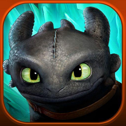 Home Games I Dragon, Dragons Rise Of Berk, Ios News