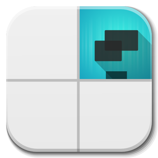 Apps Workspace Switcher Right Top Icon Flatwoken Iconset Alecive