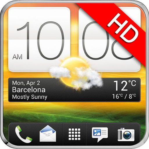 Htc Sense Hd Apex Launcher Theme Appstore For Android