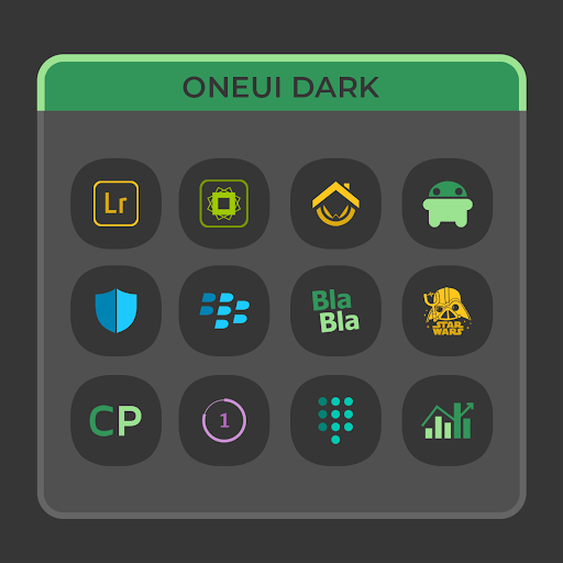 Download Oneui Dark
