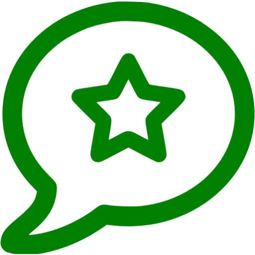 Green Popular Topic Icon