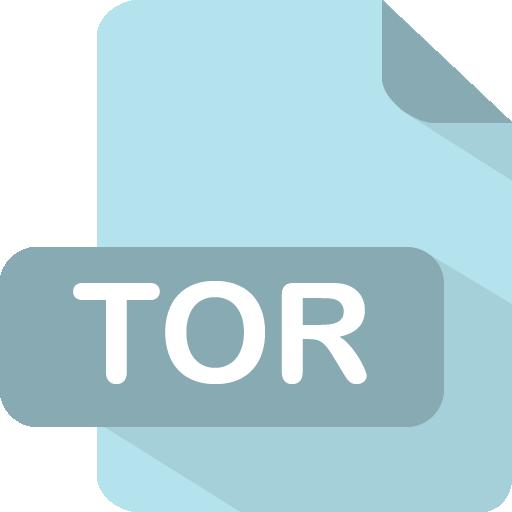 Tor Icon Flat Type Iconset Pelfusion