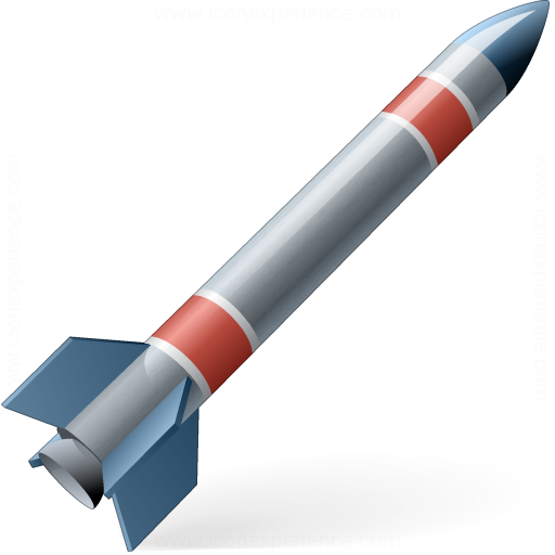 Iconexperience V Collection Ballistic Missile Icon