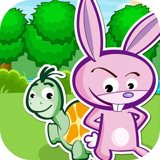 Rabbit With Tortoise