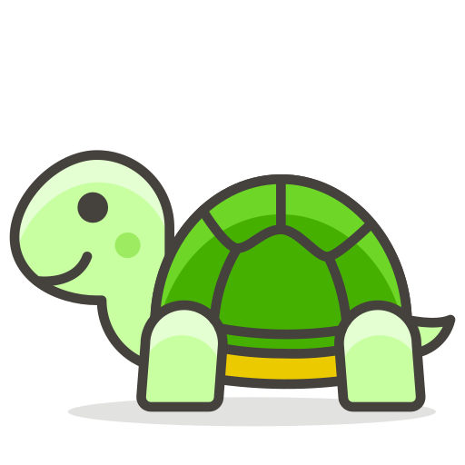 Turtle Icon Free Of Free Vector Emoji