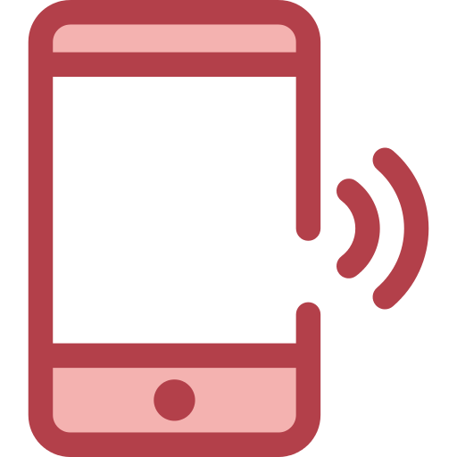 Mobile Phone Touch Screen Png Icon
