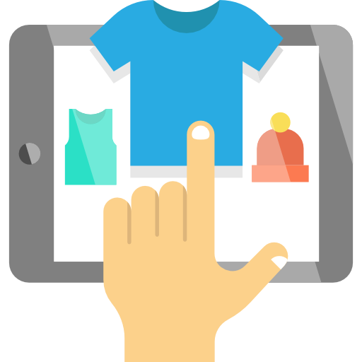 Technology, Ipad, Tablet, Electronic, Commerce And Shopping, Touch