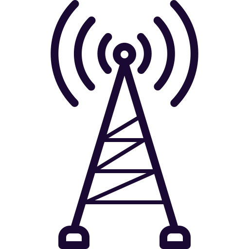 Cell, Connection, Mobile, Tower Icon Free Of Mobile Smart Phone