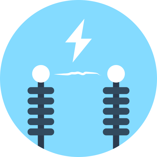 Electric Tower Icon Png And Vector For Free Download