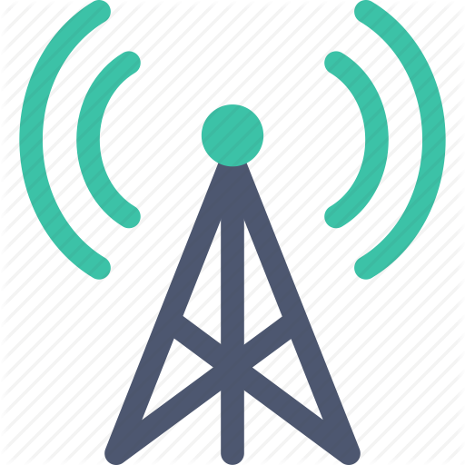 Radio Tower Icon Transparent Png Clipart Free Download