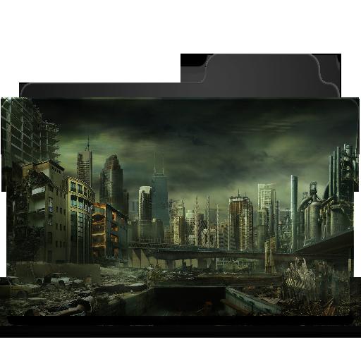Dark Town Icon