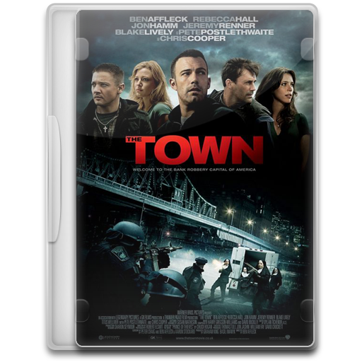 The Town Icon Movie Mega Pack Iconset
