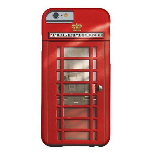 Vintage British Red Telephone Box Custom Cases Iphone And Ipad