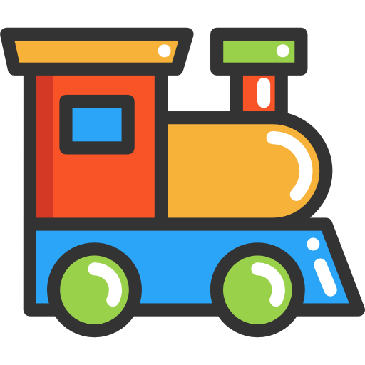 Toys, Transport, Toy Icon