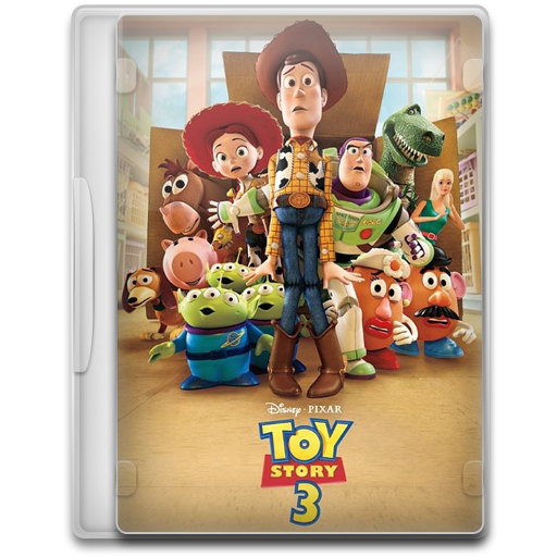 Covers, Cover, Toy, Story, Movie, Movies Icon Free Of Movie