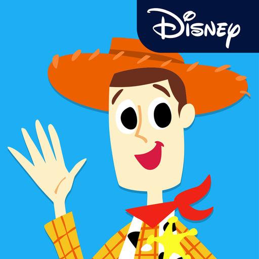 Pixar Stickers Toy Story
